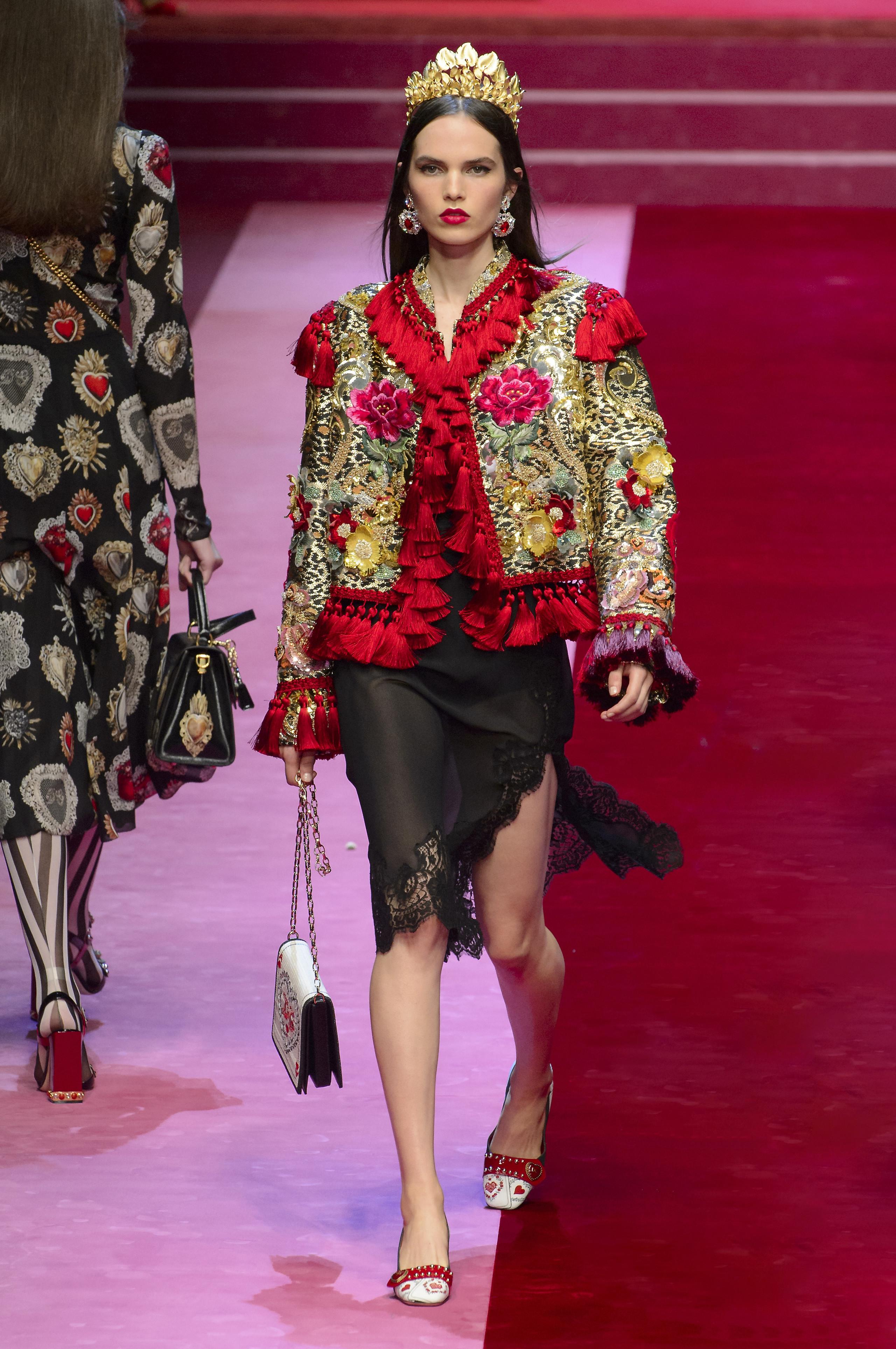 Foto de Dolce&Gabbana Primavera/Verano 2018 (75/106)