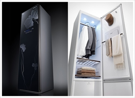 LG Styler, plancha y elimina olores de tu ropa de forma automatizada