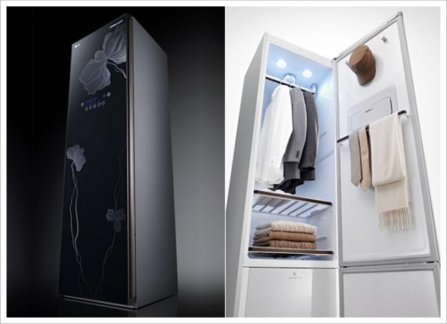 Lg styler plancha y elimina olores de tu ropa de forma - Plancha camisas automatico ...