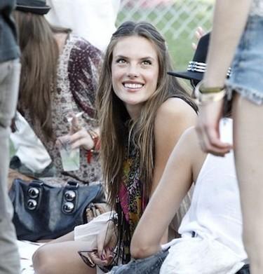 Fashion + Music: Más bellezas en el Festival de Coachella