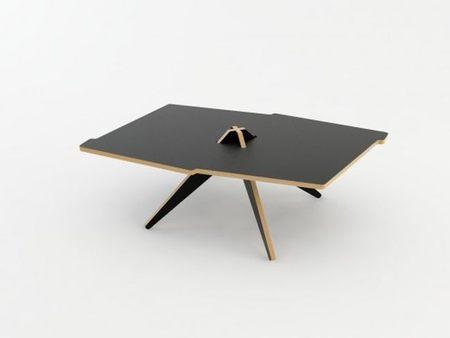 Desde Chile con amor, la mesa Armaune