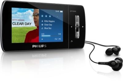 Philips Gogear Muse, reproductor con sistema de cancelación de ruido