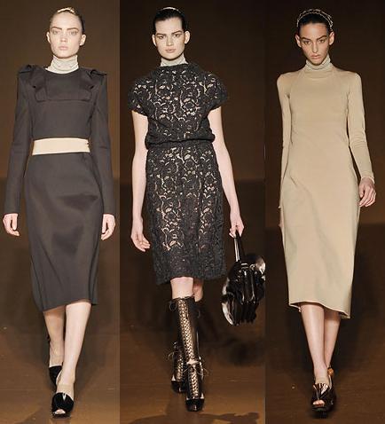 Prada en la Semana de la Moda de Milán otoño/invierno 2008/2009