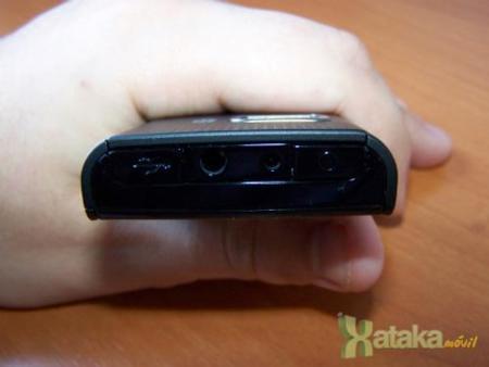 Nokia X6 16GB - conexiones