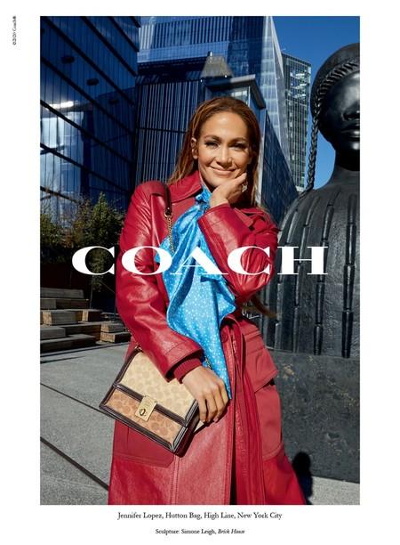 Jennifer Lopez Coach Campaign Spring 2020 4
