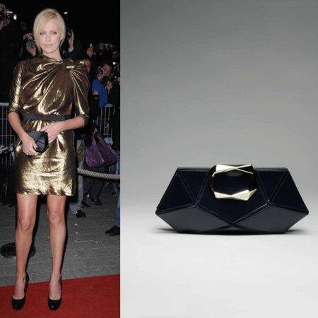 Charlize Theron perfecta de día y de noche