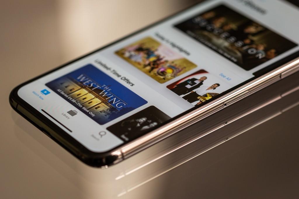 Algunas apps de video pueden
