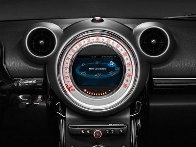 MINI Connected elige la música según tu conducción