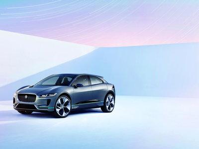 Jaguar I-Pace Concept, la pesadilla del Tesla Model X viene de Inglaterra