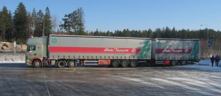 Scania Megatruck Finlandia