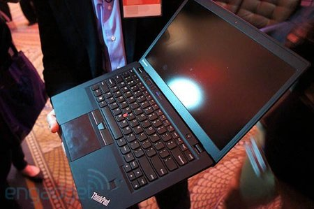 Lenovo ThinkPad X1 Carbon se suma a la oferta de ultrabooks