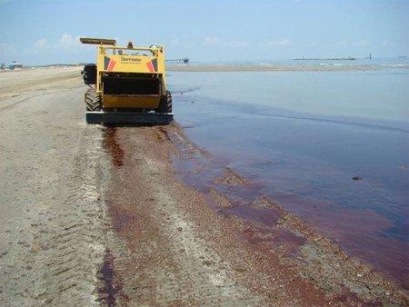 La compensación de BP por la mancha de petróleo, para promoción turística de Florida