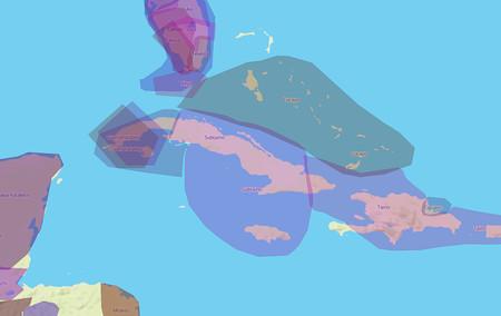 Florida Y El Caribe