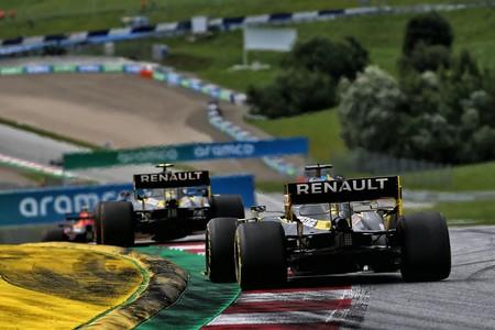 Ricciardo Estiria F1 2020