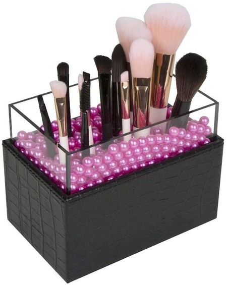 Botes Organizadores Brochas Maquillaje 5