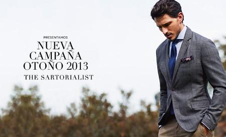 Velencoso y `The Sartorialist´ firman una campaña de lujo para HE by Mango