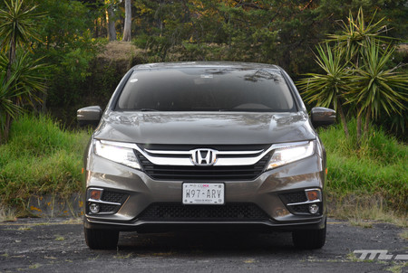 Honda Odyssey 2018 3