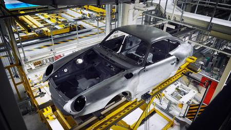 Porsche Project Gold carrocería