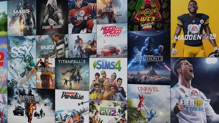 Juegos EA Access