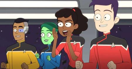 'Star Trek: Lower Decks': el tráiler de la temporada 2 de la estupenda serie animada anuncia su fecha de estreno