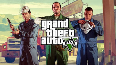 Grand Theft Auto V 3123 640x360