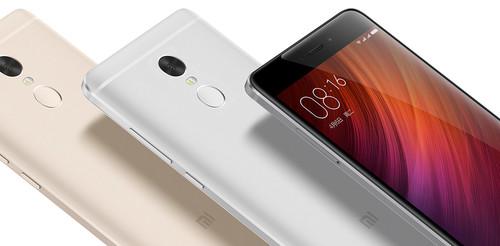 Xiaomi Redmi Note 4: diseño, potencia y autonomía por menos de 120 euros