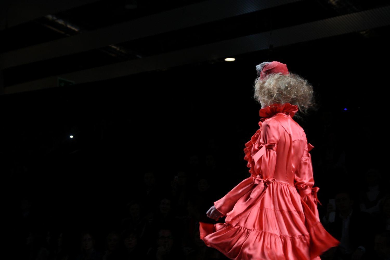 Foto de Alma Aguilar en la Cibeles Madrid Fashion Week Otoño-Invierno 2011/2012 (38/126)