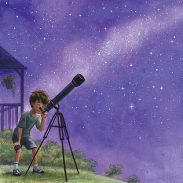 Año Internacional de la Astronomía: para disfrutar con los más pequeños