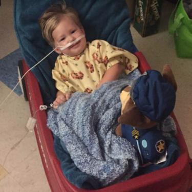 Un niño de dos años sufre una severa lesión cerebral provocada tras consumir leche cruda