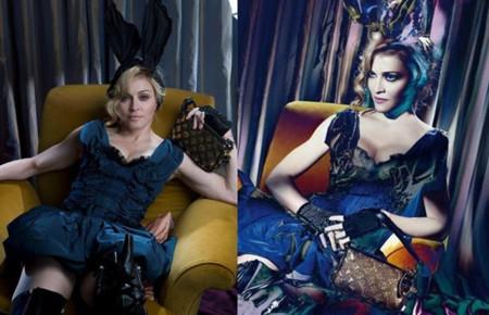 ¿Eres tú Madonna?