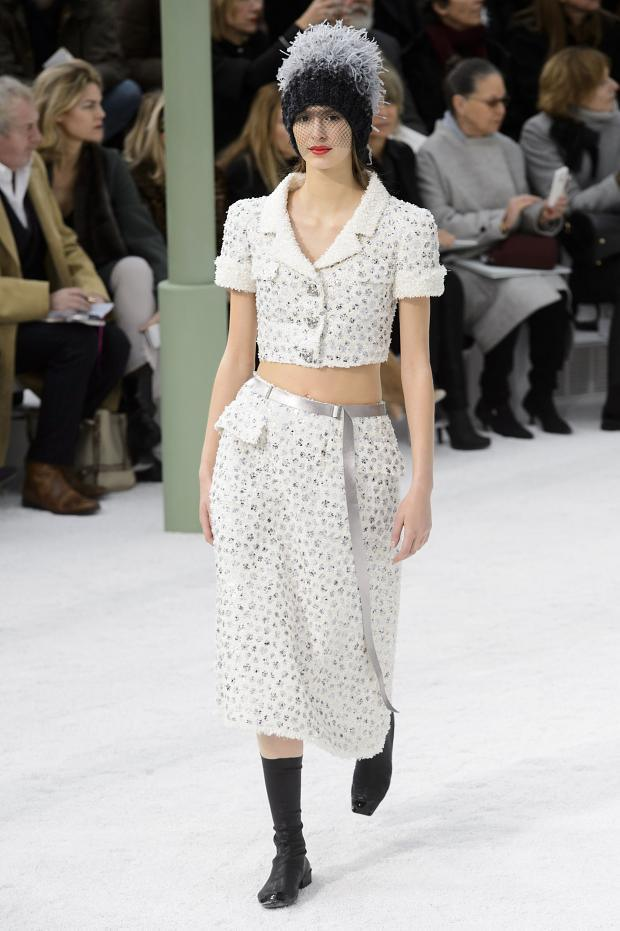 Chanel Alta Costura Primavera-Verano 2015