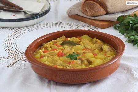 Tojunto de pollo y conejo: receta manchega de guiso con sabor tradicional