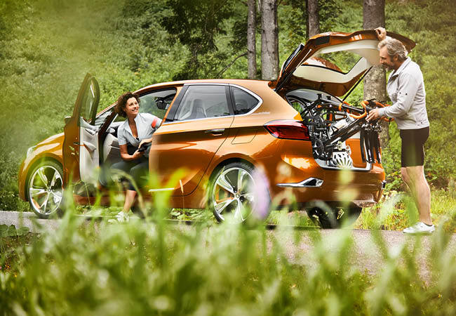 Foto de BMW Concept Active Tourer Outdoor (9/20)