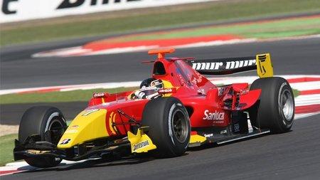 Racing Engineering confirma sus pilotos para la GP2 y GP2 Asia Series 2011