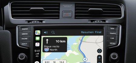 Así te enseña tu iPhone dónde aparcaste el coche gracias a CarPlay o la conexión bluetooth