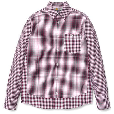 Camisa Carhartt WIP SS 2013