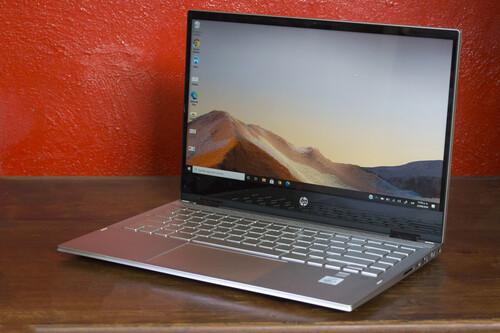 HP Pavilion x360, probamos los procesadores Intel Core de 10a generación en una laptop para las masas