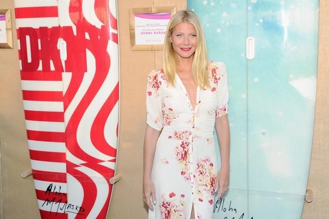 La celeb más posh (Gwyneth Paltrow) se va de fiesta al destino de vacaciones más posh (Los Hamptons)