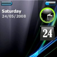 RealVista Desktop, interfaz de Vista en S60