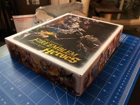 Fire Emblem Heroes: del móvil al juego de mesa gracias a un proyecto fan-made... que te puedes imprimir