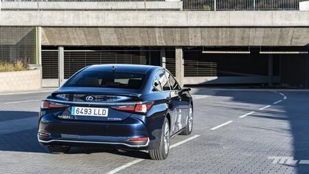 Lexus Es 300h 2021 Prueba 052