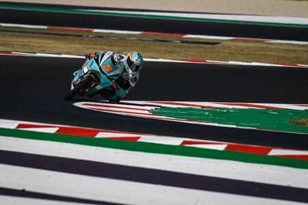 Jaume Masía bate el récord de Misano que tenía Jorge Martín para ser el más rápido de Moto3