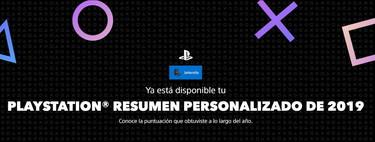 Sony regala un tema dinámico y siete avatares para PS4 al consultar tu resumen de juego en 2019. Esto es todo lo que tienes que hacer