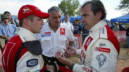 Sainz Loeb Wrc