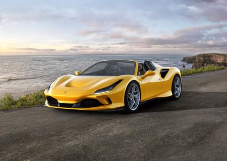 Ferrari F8 Spider: la mejor forma de experimentar 720 hp de un V8 biturbo