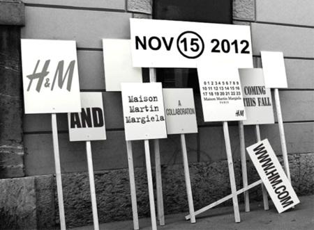 Maison Martin Margiela será la próxima colaboración de H&M