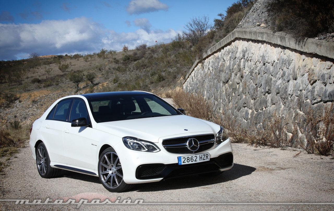 Foto de Mercedes-AMG E 63 4Matic (prueba) (10/42)