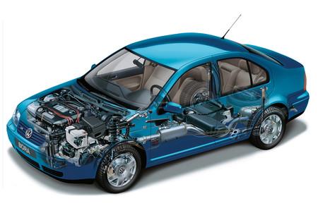 Volkswagen Jetta V5 5