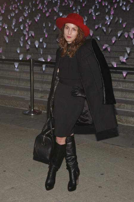 Noomi Rapace Vanity Fair Tribeca