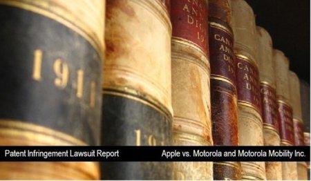 Apple demanda a Motorola en el nuevo capítulo del culebrón de los litigios por patentes